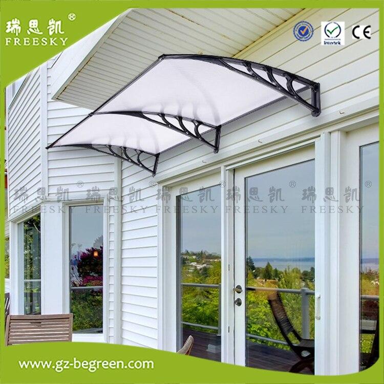 YP80170 ALU 80X170cm aluminum window awnings door canopy ...