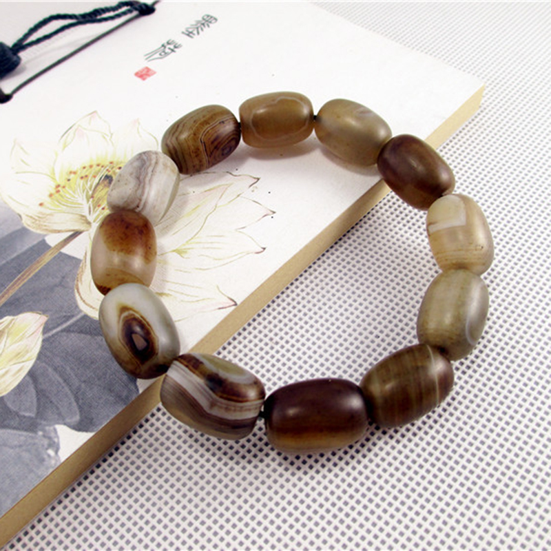 JoursNeige Φυσικό Sardonyx Κρυστάλλινο - Κοσμήματα μόδας - Φωτογραφία 5