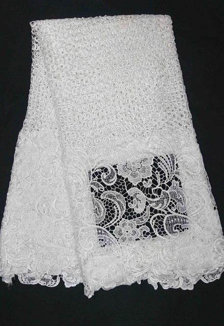 african guipure lace fabric high quality african cord lace fabric ...