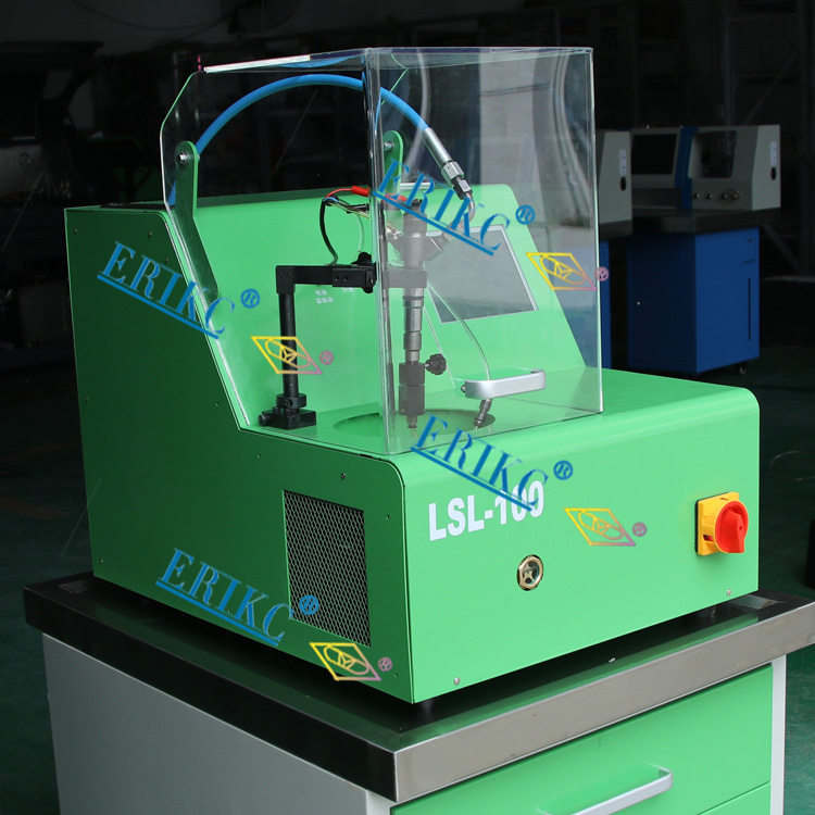 ERIKC LSL100 common rail test bench cr injector test bench and common rail injector bench