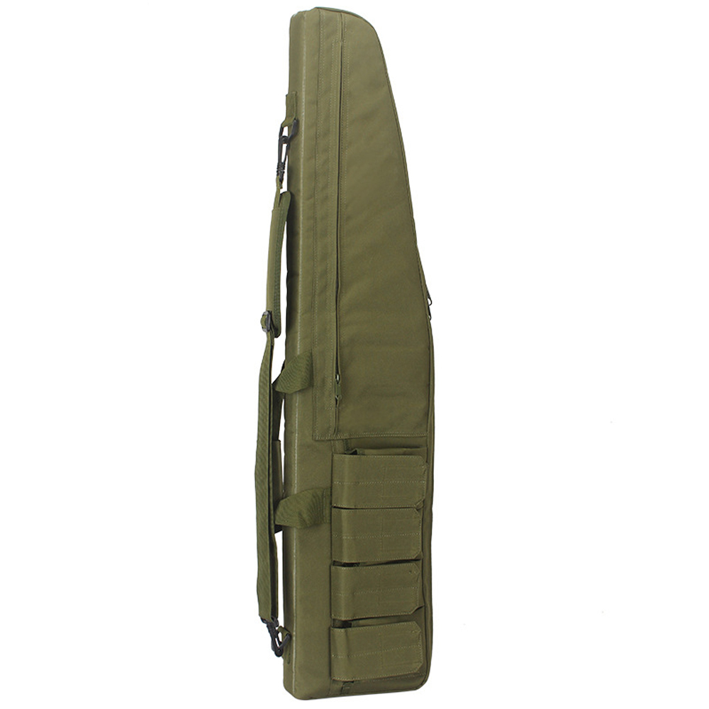 100cm Rifle Gun Case Airsoft Military Gun Holders Protection Bags Hunting Bag Outdoor Tactical Carrying Holders for Hunting 47 tactical hunting padded rifle sniper gun sling carrying case black