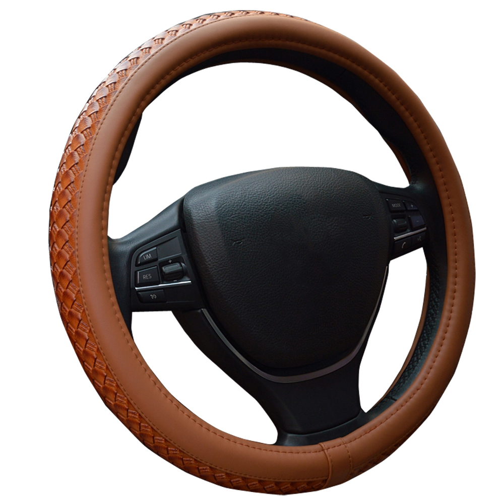 Pu Steering Wheel Covers For Toyota Scion Sequoia Sienna Supra T100
