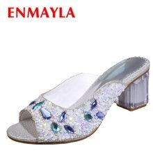 ea5591fda8 Silver Rhinestone Sandal Promotion-Shop for Promotional Silver ...