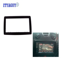 ITYAGUY 2DIN автомобильный Радио Фризовая подходит для RENAULT Megane II 2003-2009 рамка Установка монтажный комплект dvd плеер панель пластина рамка