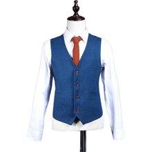 fashion men suit spring autumn blue suits casual slim fit prom groom party man wedding suit