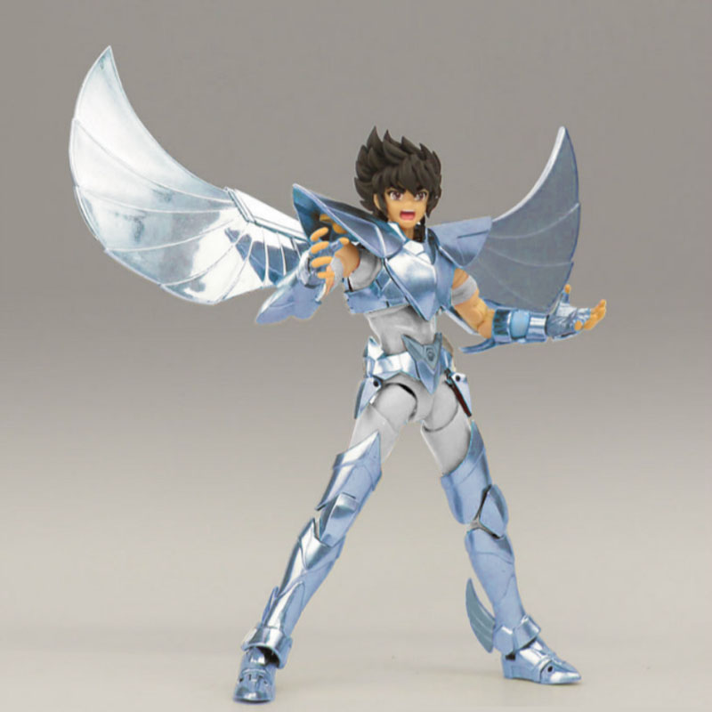 Great toys saint seiya myth cloth ex myth cloth pegasus seiya v3 action figure oce in action - Decor saint seiya myth cloth ...