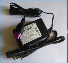 Carregador para HP 2060 plus Cabo de Alimentação Novo 30 V 333ma Fornecimento 0957-2286 e 0957-2290 Printer AC Power Adapter Deskjet 1050 1000 2050 2000