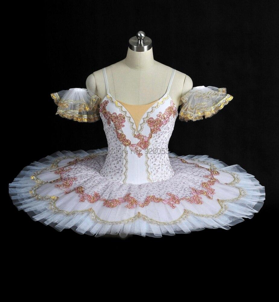 Tutus Tutu: Adult Ballet Tutu Skirt;Women Professional Ballerina