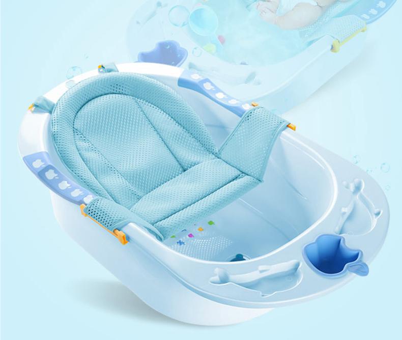 Shop Trending Adjustable Cute Baby Bath Tub Made of Soft ...
