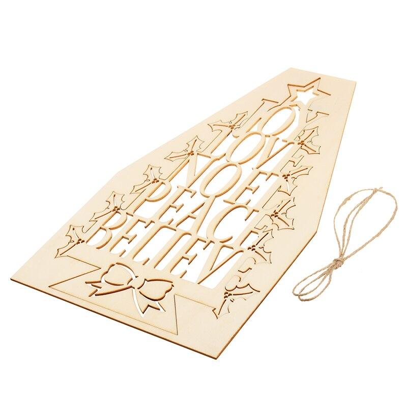 Для рождественской вечеринки украшения дома изучение английского алфавита елка с орнаментом Игрушки с дополненной реальностью для детей Д...