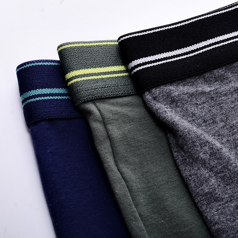 Image 4 - Hot sale Boxershort Boxer Short Men Underwear Male Underpants Homens Man Intimates Lingerie 7M15-in Boxers from Underwear & Sleepwears on AliExpress
