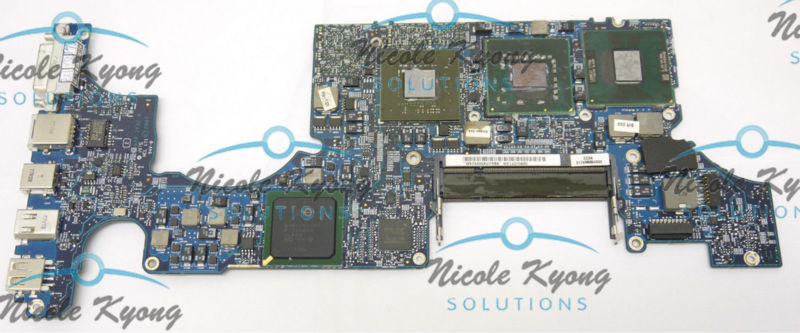 17 820-2132-A MA897LL/A 661-4364 661-4958 2.4GHz T7700 motherboard Logic Board for MacBook Pro A1229 2007