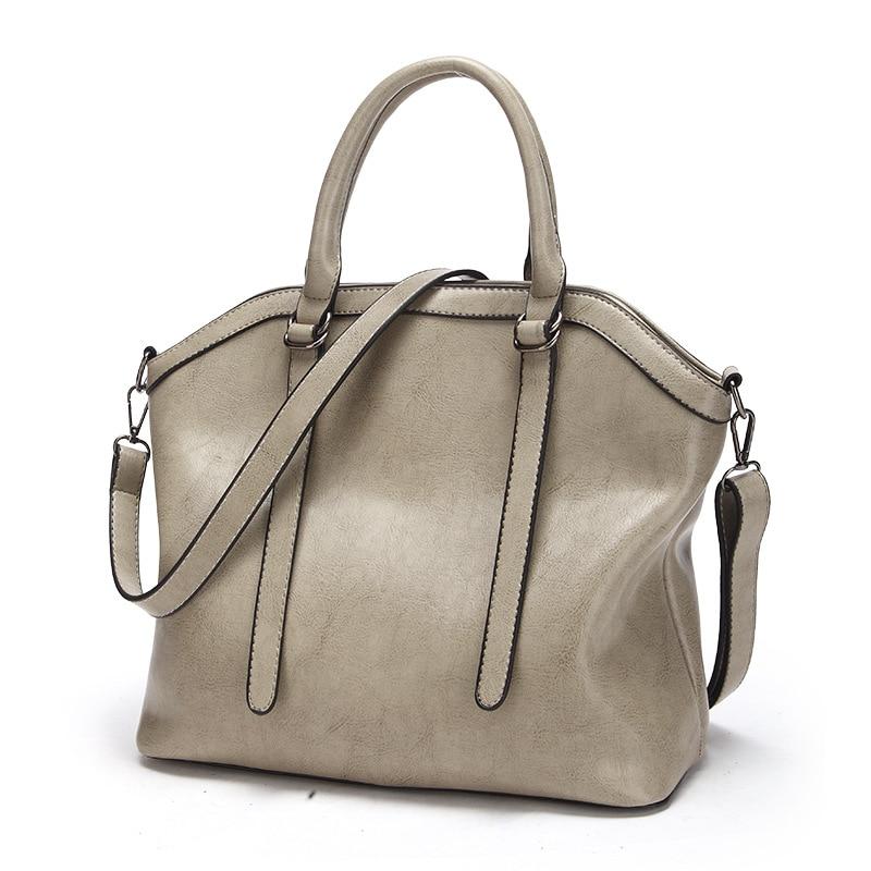 JOFEANAYLeather Handbags Big Women Bag High Quality Casual Female Bags Trunk Tote Spanish Brand Shoulder Bag Ladies Large Bolsos