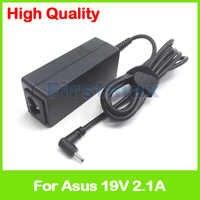 19 V 2.1A 40 W AC alimentatore adattatore del computer portatile per Asus Eee PC 1001 1004 1005 1008 1011 1015 1016 1018 1025 1101HA 1102HA caricatore
