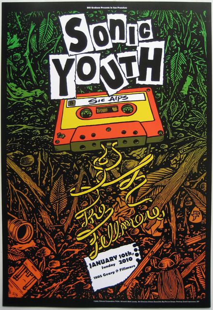 Sonic Youth Logo