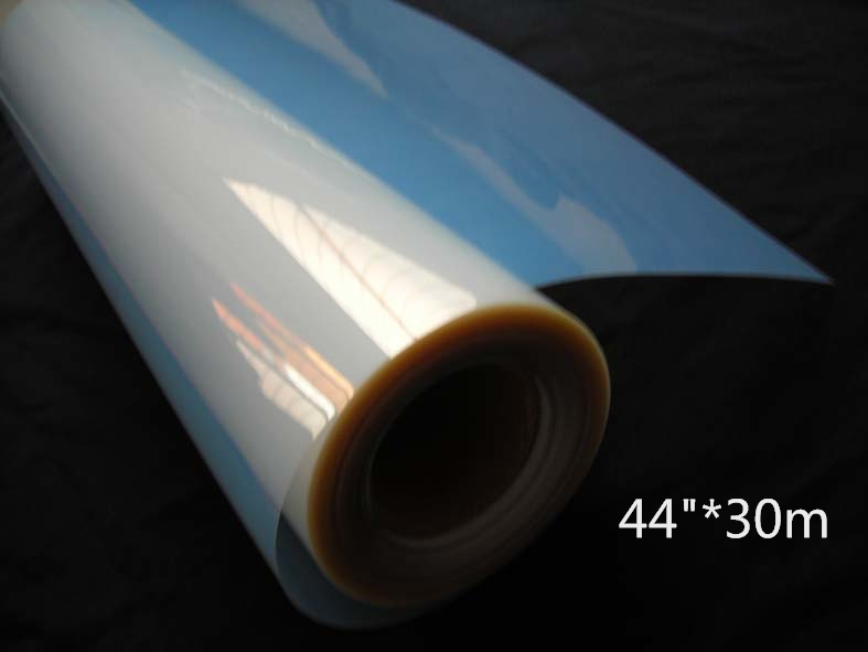 44in 30m roll package best quality inkjet print film For Positive screen printing