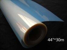 44in * 30 m roll pakket beste kwaliteit inkjet film Voor Positieve zeefdruk