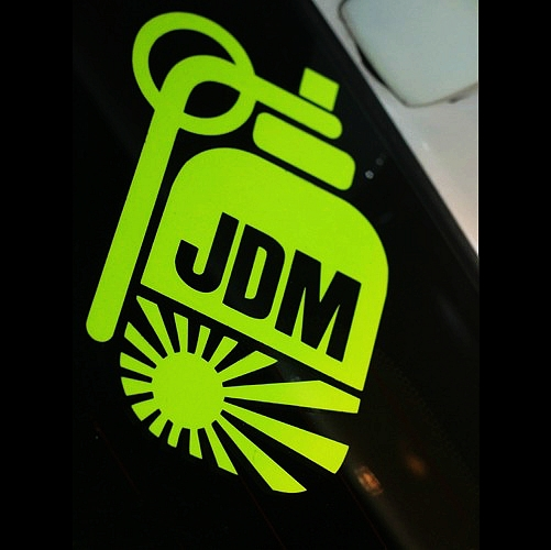 Minorders 19 99 Fashion Cissy Car Stickers Jdm Bomb Gremmie Car