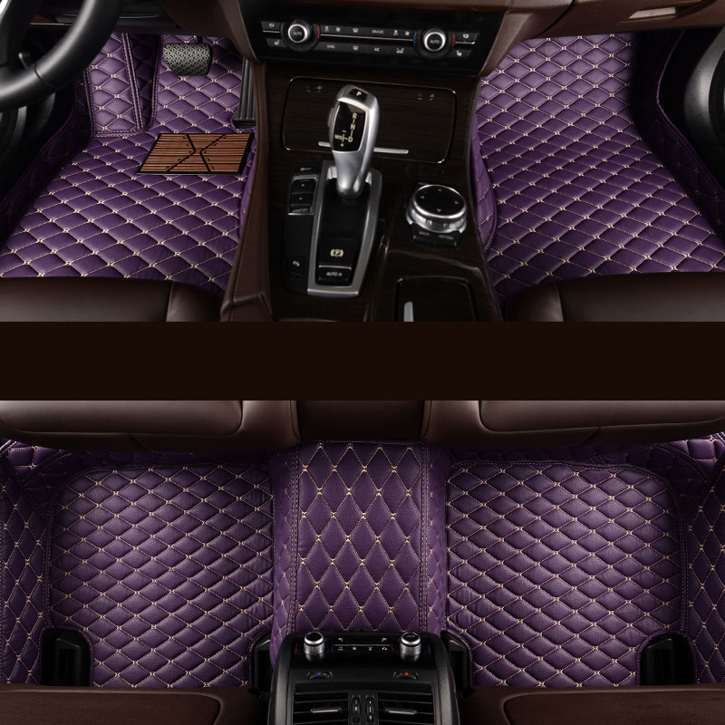 2019 Kalaisike Custom Car Floor Mats For Jeep All Models Grand