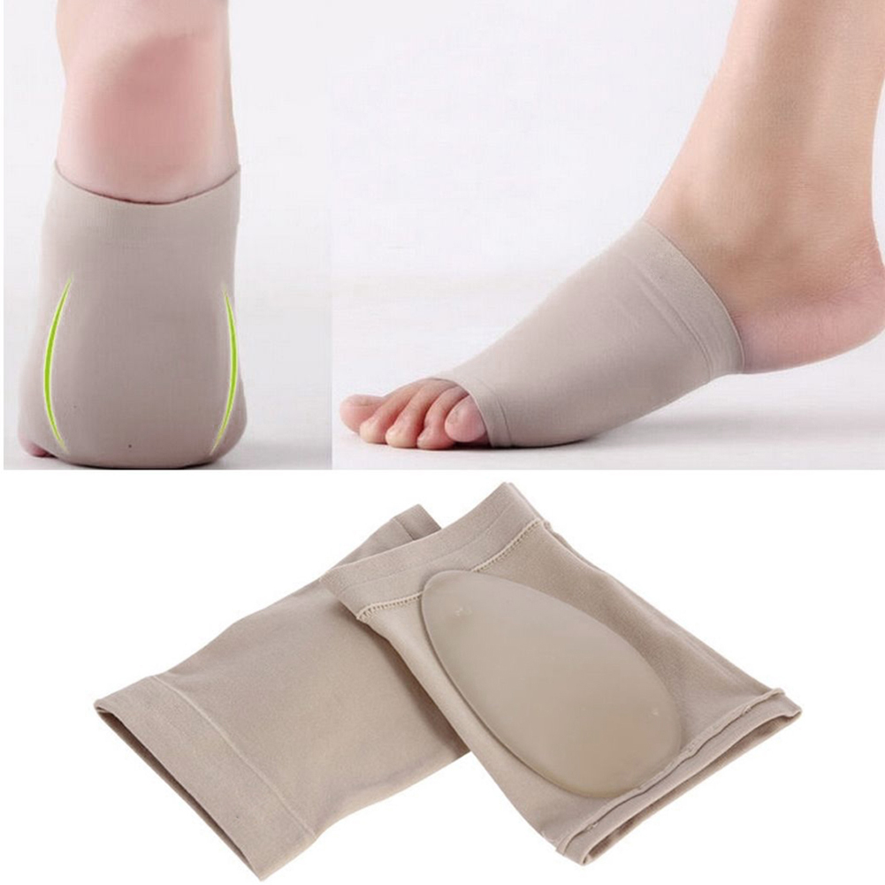 1Pair Arches footful Orthotic Flat Feet Relieve Pain Arch Support Brace Gel Pads Memory Foam Support Shoes Insoles Insert Pads 2 pairs flat feet orthotic arch support gel pads non slip pain relief shoes insoles