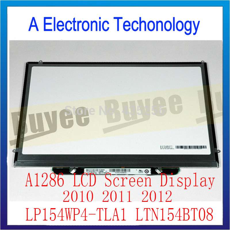 Original New For Apple Macbook Pro A1286 15'' LCD Screen Display  MC721 MC723 LP154WP4-TLA1 LTN154BT08 2010 2011 2012 Year 10 pcs 12v 20a car auto red blue yellow green color led light toggle rocker switch 3 pin spst on off sales for vehicles switches