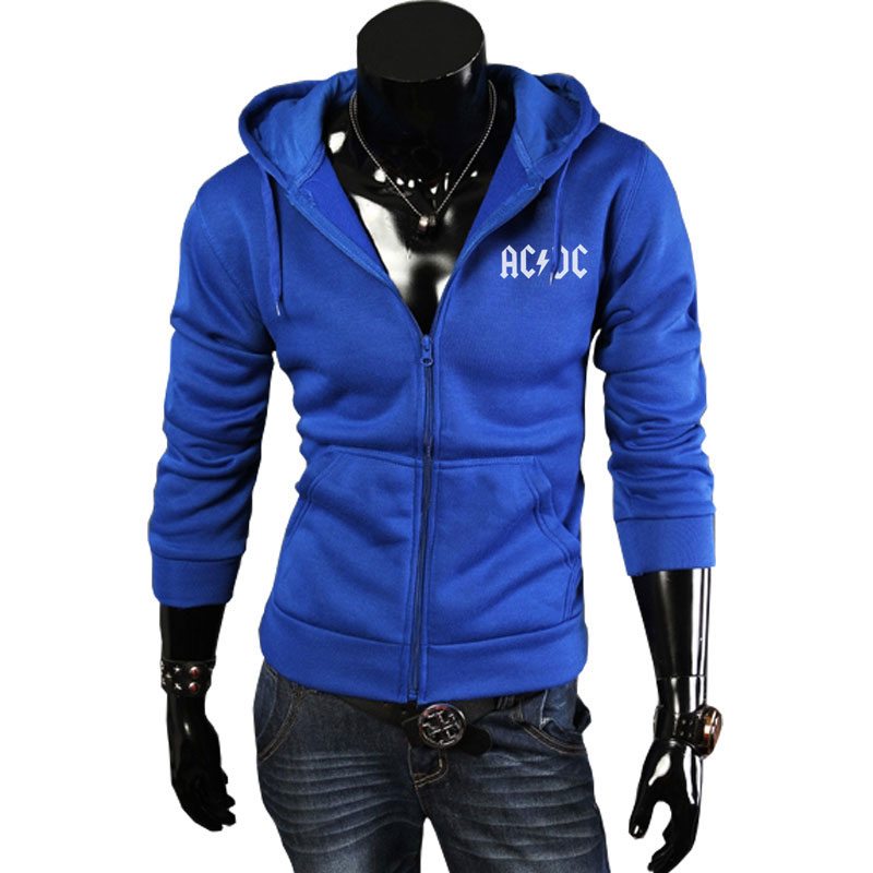 Image 4 - Autumn Winter New fashion AC/DC band rock sweatshirt Mens acdc Graphic hooded men Print Casual hoodies hip hop brand tracksui-in Hoodies & Sweatshirts from Men's Clothing