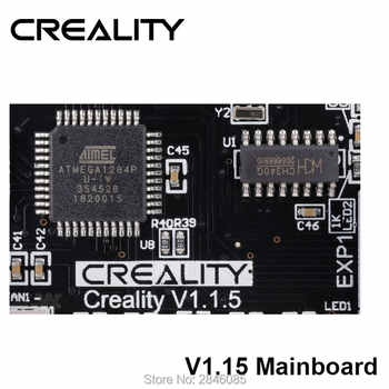 Creality3D New Upgrade Silent 1.1.5 Mainboard for Ender-3 Ender-3 Pro(Customized und Non-Standard Matching)