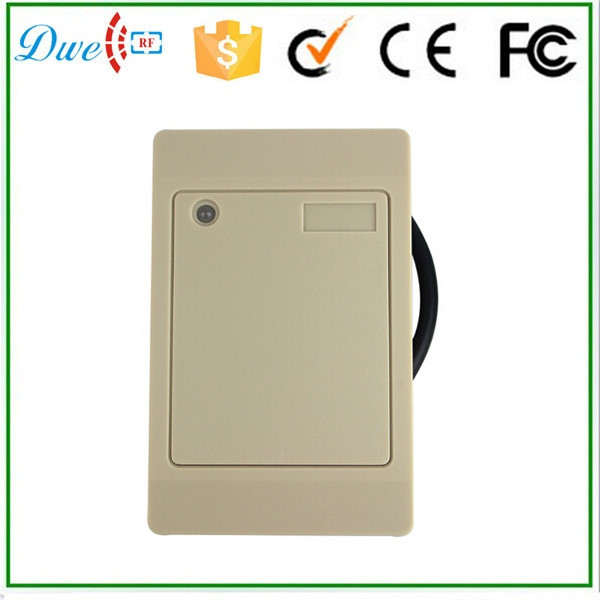 DWE CC RF Free shipping 13.56mhz wiegand 34 ISO1443A  rfid card reader for door control system 1 pcs full range multi function detectable rf lens detector wireless camera gps spy bug rf signal gsm device finder
