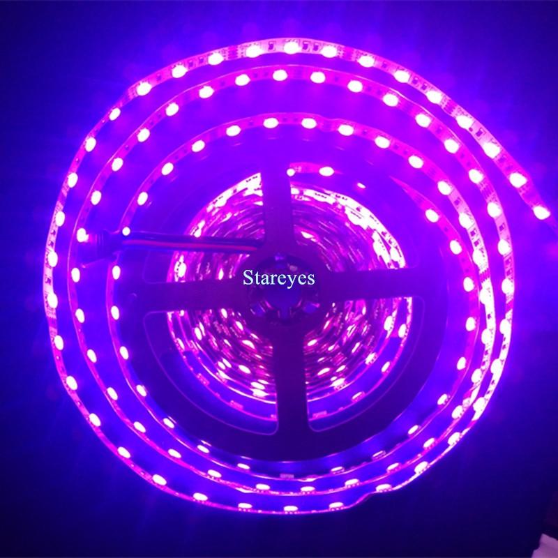 1 հավաքածու SMD 5050 60 LED / M 5M LED RGB led - LED լուսավորություն - Լուսանկար 3