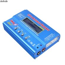 Kebidu 1 шт. Li-Ion Ni-Cd RC аккумулятор iMAX B6 Lipro NiMh баланс Цифровое зарядное устройство Dis зарядное устройство для NiMH NiCd батареи 60 Вт Макс