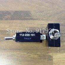 [ZOB] Соединенные Штаты Поттер 112-220-101 20A BRUMFIELD Выключатель тумблер-5 шт./лот