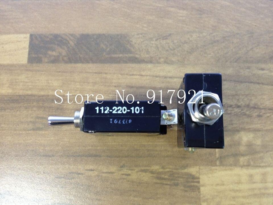 [ZOB] les états-unis POTTER 112-220-101 20A BRUMFIELD disjoncteur à bascule disjoncteur-5 pcs/lot