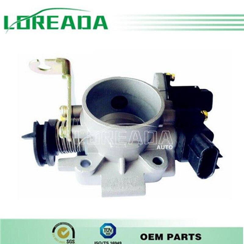 Newest! Genuine Throttle body for Chana Auto 6363 CB10  Engine Visteon  System  Diameter 40mm OEM Quality  with Sensor and IACA genuine oem high pressure sensor for john deere 504381065 d815