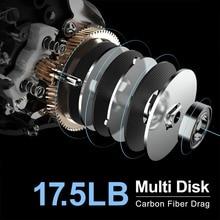 KastKing   Baitcasting Reel Magnetic and Centrifugal Dual Brake