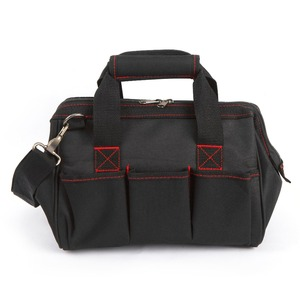 Image 3 - WORKPRO Tool Bags 600D Close Top Wide Mouth Electrician bags S M L XL for Choice