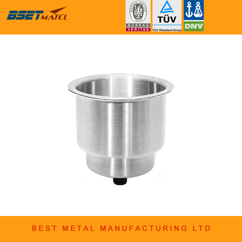 Boat Parts & Accessories Automobiles & Motorcycles Qualified 2 Piece Lamp Marine Boat Car For Camper Stainless Steel Cup Shape Drink Holder