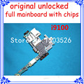 Versão européia 1000% motherboard original para samsung s2 i9100 16 gb remodelado placa lógica mainboard bom estado de funcionamento