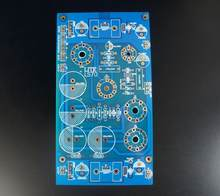 LS70 Electronic Tube Rectifier Voltage- Regulating Power- Supply Board Empty board PCB(China)