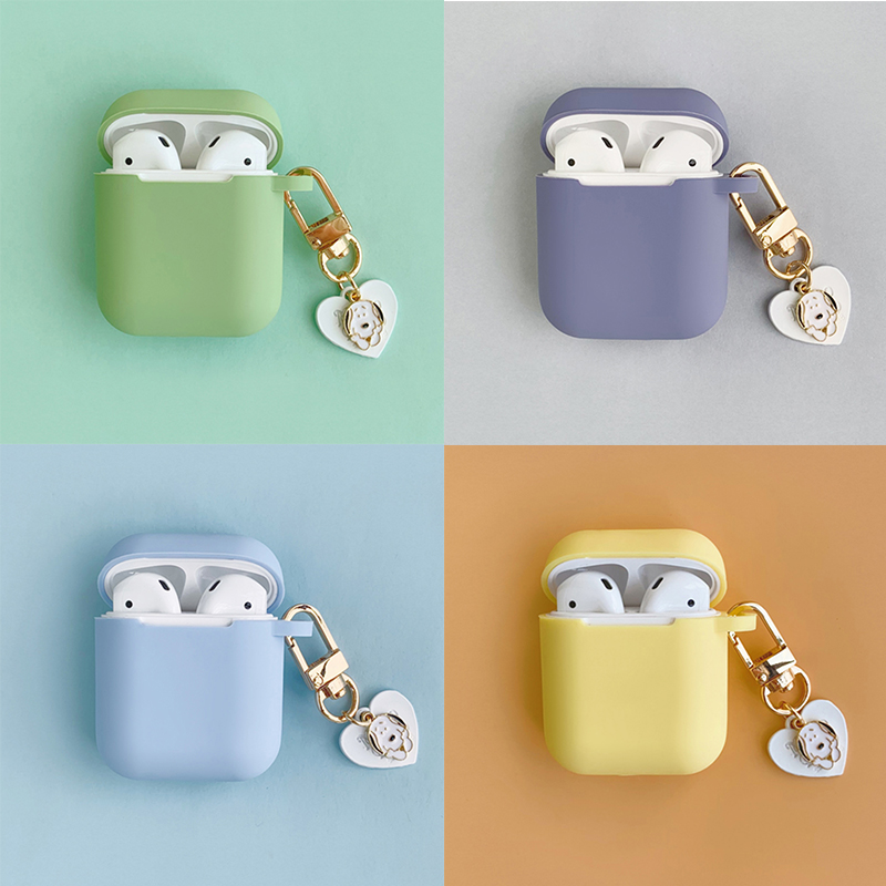 Cute Dog Protective Case For Airpods 2 Case Accessories Bluetooth