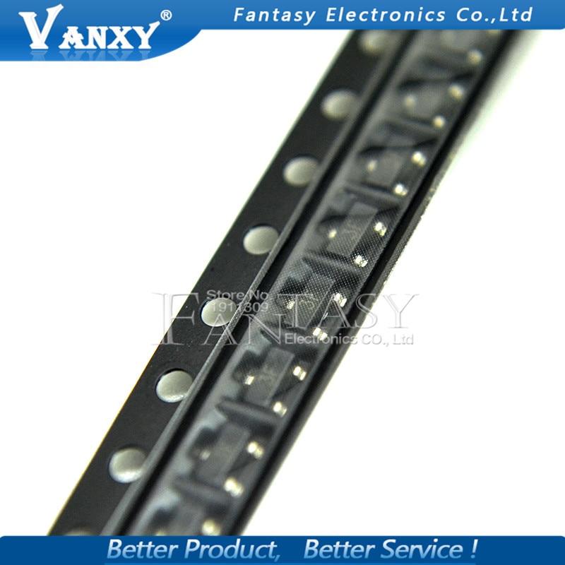 100PCS BC857B SOT23 BC857 SOT SMD SOT-23 3F New Transistor