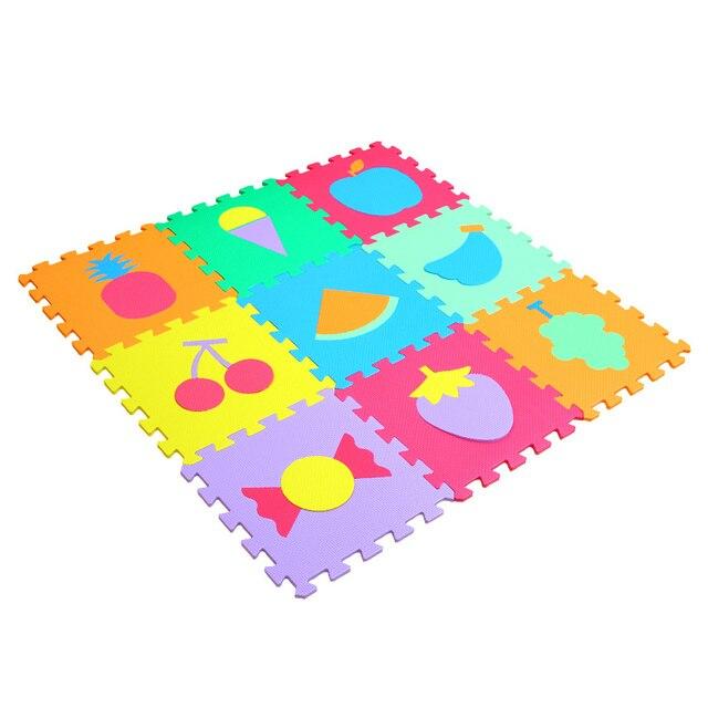 Children Room Mini Soft Bedroom Baby Play Puzzle Mat Cartoon - Fotos-de-goma-eva