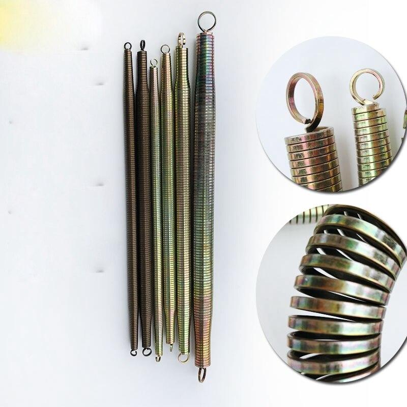 1pcs Primavera PVC dobra dispositivo dispositivo de dobra da tubulação de dobra primavera puxar mola de aço inoxidável