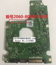 цена на Free shipping 100% Original HDD PCB logic board 2060-800025-001 Hard Disk Circuit Board 2060-800025-001 PCB 2.5 inch