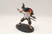 One Piece Shanks Swordsmen Moment Figure 16cm