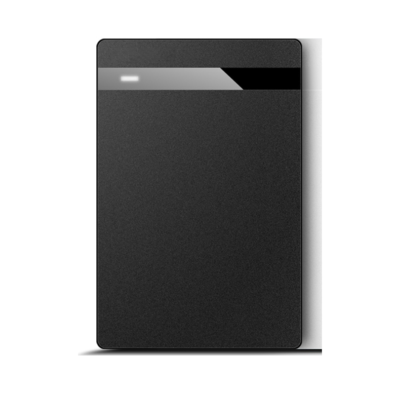 USB 2.0 Hard Drive Disk Enclosure,Portable tool free 2.5 inch HDD/SSD SATA to USB External Storage Enclosure Box Case - 1 piece