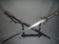 Rare Qing Dynasty Chinese Samurai Katana\Sword,18 Century
