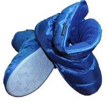 2018 Mulheres Botas de Inverno Tornozelo Botas Sapatos Das Senhoras do Sexo Feminino À Prova D' Água Calçados Palmilha Macia Anti-Slip Sole Início Bota Feminina interior