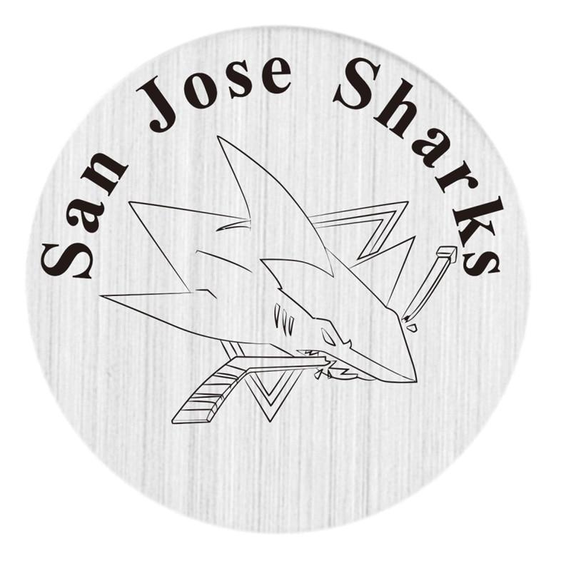 Оттава 22 мм Нержавеющаясталь с плавающей медальон плиты НХЛ плавающий Талисманы Fit 30 мм жизни Стекло медальоны 20 шт./лот