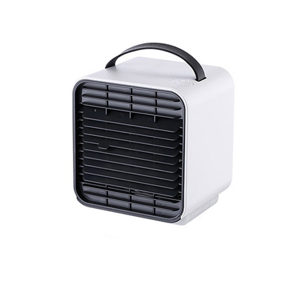 Usb Charging Mini Cooling Fan Small Refrigeration Air Conditioning Fan Small Water Refrigeration