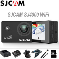 Action Camera SJCAM SJ4000 WiFi Sports DV 2 0 Inch Screen Diving 30M Waterproof HD 1080P